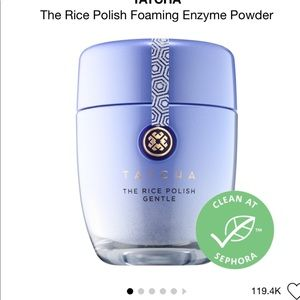 Tatcha The Rice Polish Gentle. New
